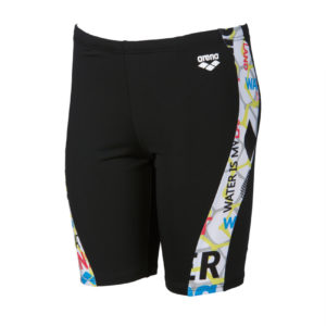 Arena B Evolution Jr Jammer black-white