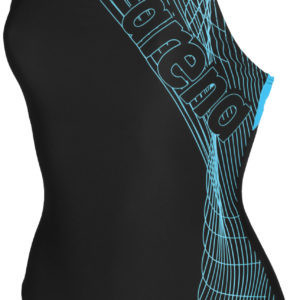 Arena W Altair Swim Pro One Piece black-sea-blue