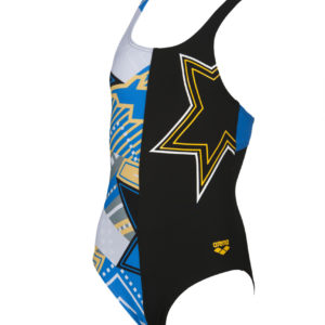Arena G Lightshow Jr Swim Pro One Piece black-multi