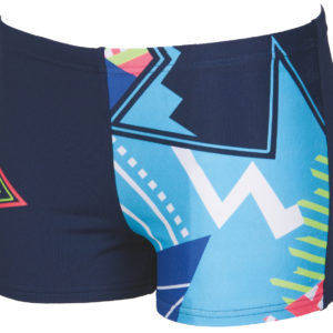 Arena B Lightshow Jr Short navy-multi