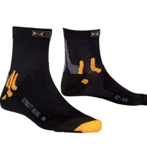 X-socks Street Biking black