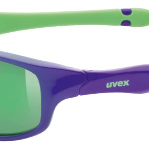 Uvex Sportstyle 507 lilac/green