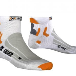 X-socks Biking Silver white/grey-melange