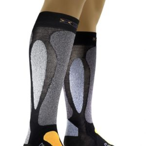 X-Socks Ski Carving ultralight black/orange