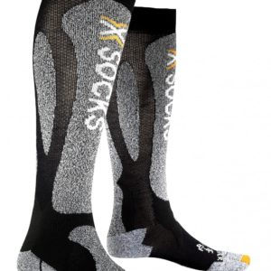 X-Socks Ski Carving Silver black/grey