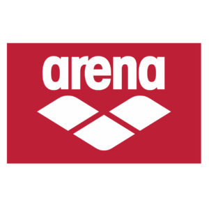 Arena Pool Soft Towel red-white