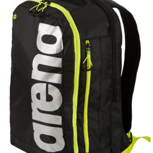Arena Fast Urban black-fluo-yellow-silver