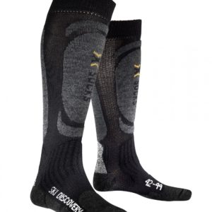 X-socks Ski Discovery black/anthracite