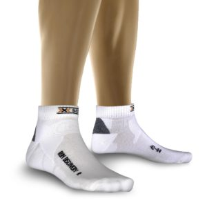 X-socks Run discovery white