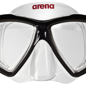Arena Sea Discovery 2 Jr Mask+Snorkel clear/black/silver