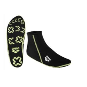 Arena Pool Socks Jr black