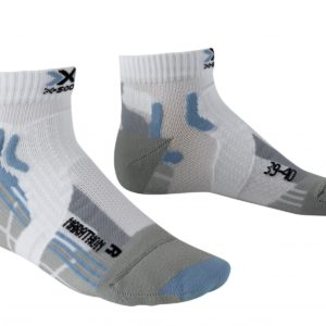 X-socks Marathon Lady white/sky-blue