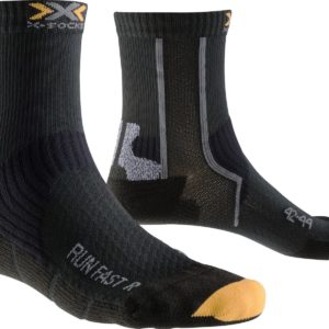 X-socks Run Fast black
