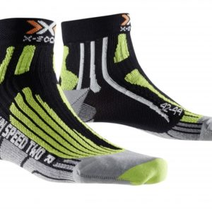 X-socks Speed Two black/green-lime