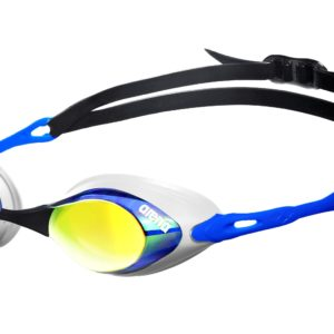 Arena Cobra Mirror blue/orange/blue