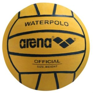 Arena Water Polo Ball Man 2008 yellow/black