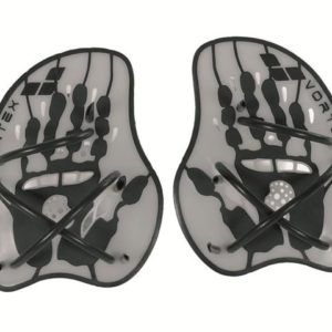 Arena Vortex Evolution Hand Paddle silver/black