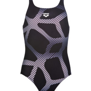 Arena G Spider Jr One Piece L black-fresia