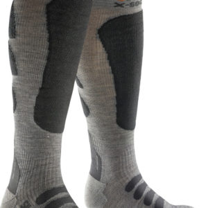 X-socks Ski Silk Merino grey/anthracite