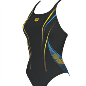 Arena W Arena One Poseidon One Piece black-lily-yellow