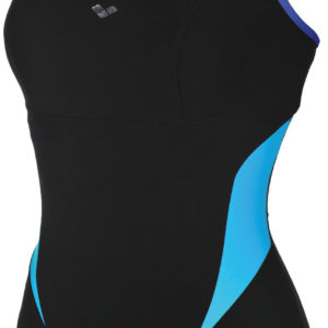 Arena W Makimurax Low C Cup black-bright-blue-turquoise