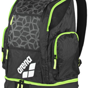 Arena Spiky 2 Large Backpack black-x-pivot-fluo-green