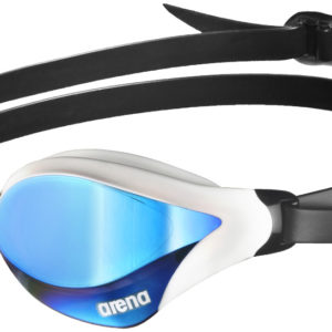 Arena Cobra Core Mirror blue/white