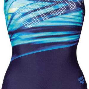 Arena W Phenix One Piece Lb navy-pix blue