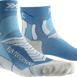 X-Socks Run Performance Socks blue/grey