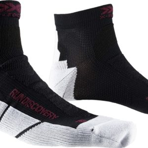 X-Socks Run Discovery Socks black/white