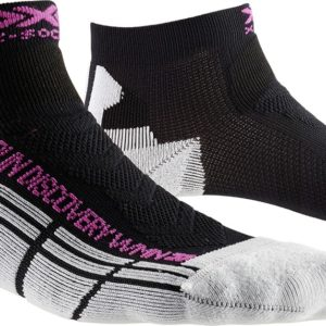 X-Socks Run Discovery W Socks black/white