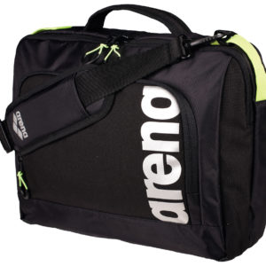Arena Fast Coach black/fluo-yellow