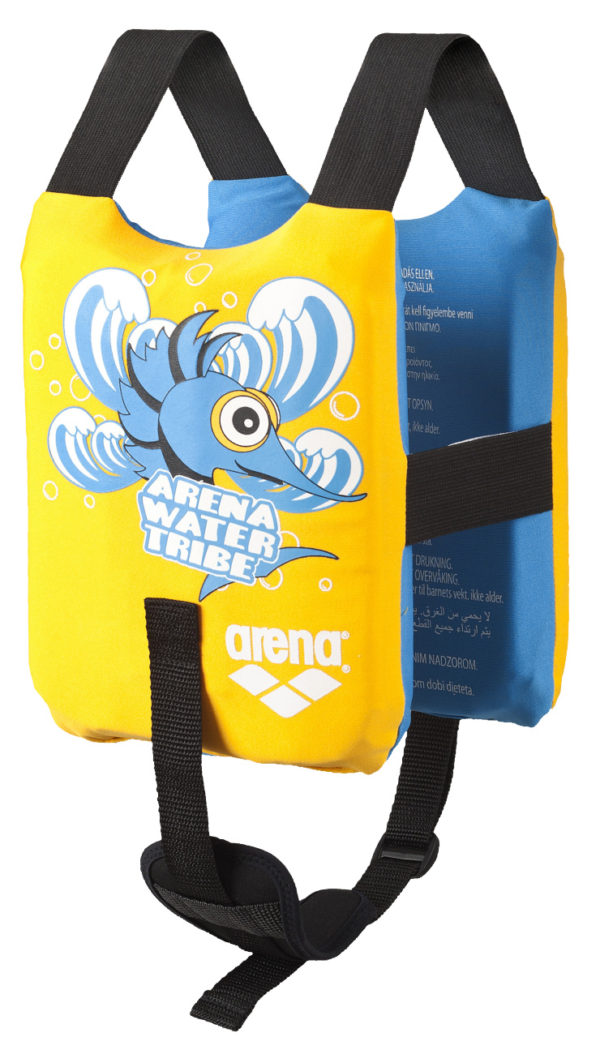Arena Awt Swim Pad punk-yellow