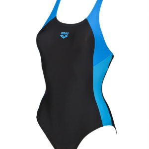 Arena W Ren One Piece black-pix-blue-turquoise