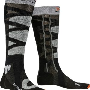 X-Socks Ski Control 4.0 anthracite/grey