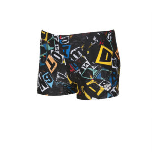 Arena B Rowdy Jr Short black-multi
