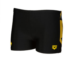 Arena B Batman Placed Print Jr Short black-multi