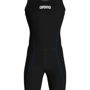 Arena M Trisuit St 2.0 Rear Zip black-royal