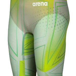 Arena M Pwsk R-Evo One Jammer LE green-glass