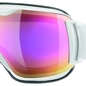 Uvex Downhill 2000 small FM white/pink