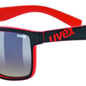Uvex Lgl 39 S3 black-mat/red