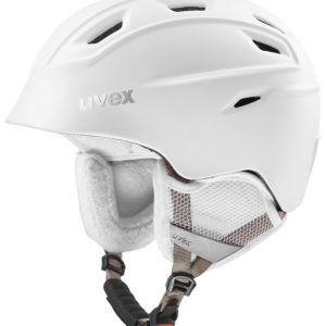 Uvex Fierce white-mat